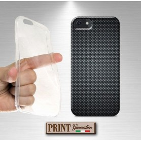 Cover - Effetto FIBRA CARBONIO 1 - Samsung