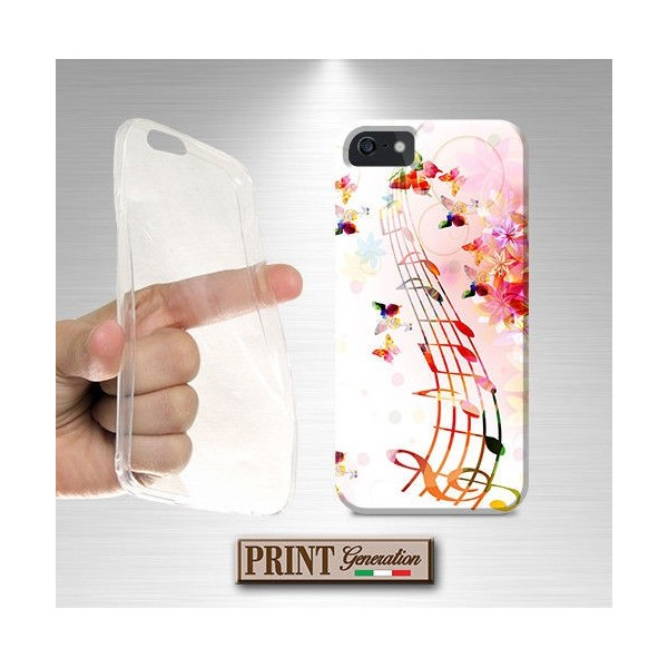 Cover - Musica NOTE MUSICALI FARFALLE - Samsung