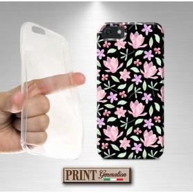 Cover - STICKER FIORI PASTELLO - Samsung