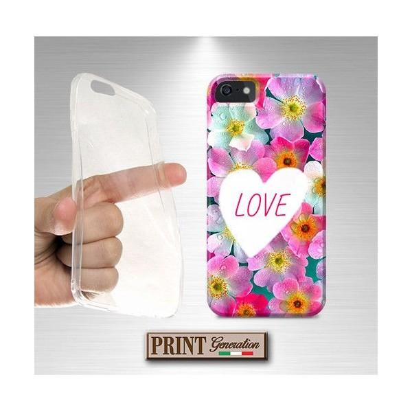 Cover - FIORI CUORE LOVE - Samsung