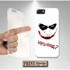 Cover - WHY SO SERIOUS JOKER SMILE - Samsung