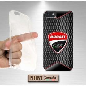 Cover - Moto DUCATI FIBRA CARBONIO - Samsung