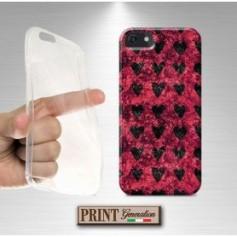 Cover Elegante - CUORI BRILLANTI - Samsung