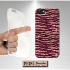 Cover Elegante - LEOPARDATO ORO - Samsung