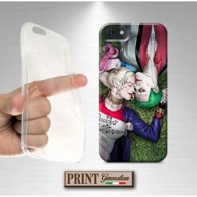 Cover - HARLEY QUEEN & JOKER - Samsung