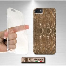 Cover stampata Effetto LEGNO 2 Samsung