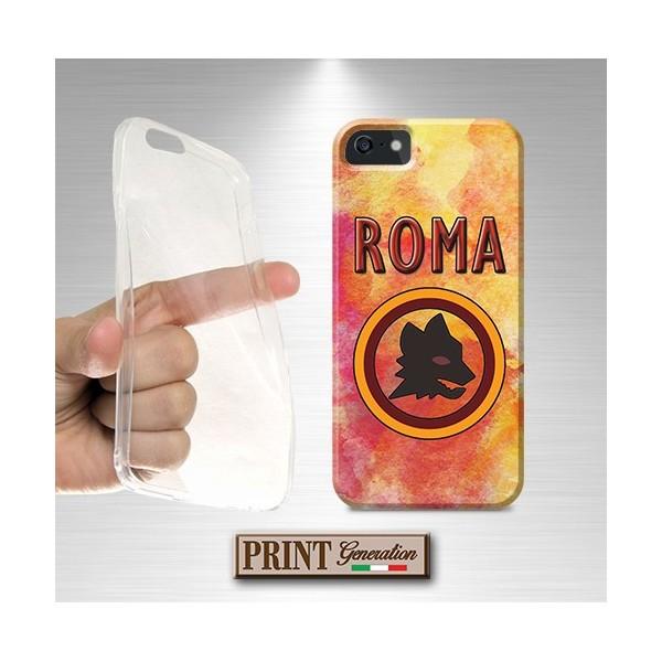 Cover - Calcio ROMA LUPA - Samsung