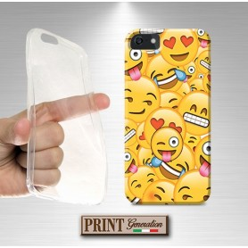 Cover - EMOTICONS SMILE - Samsung