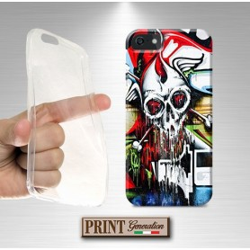 Cover - GRAFFITI SKULL - Samsung