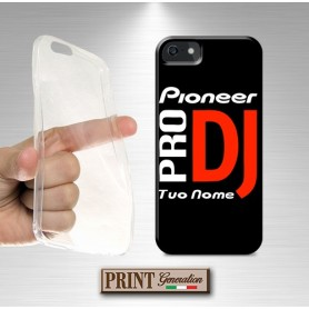 Cover - Personalizzata DJ + NOME - Samsung