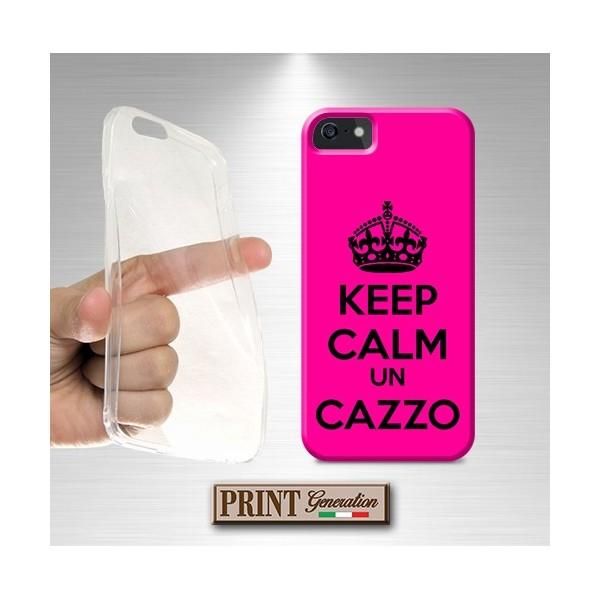 Cover - KEEP CALM UN CAZZO - Samsung