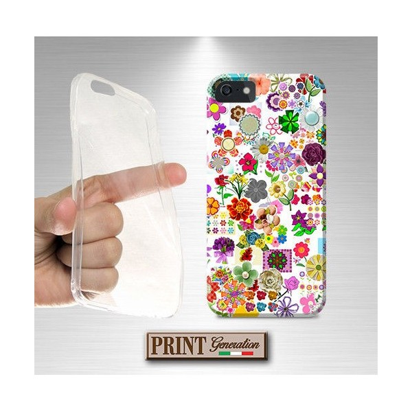 Cover - STICKER FLOWER - Huawei