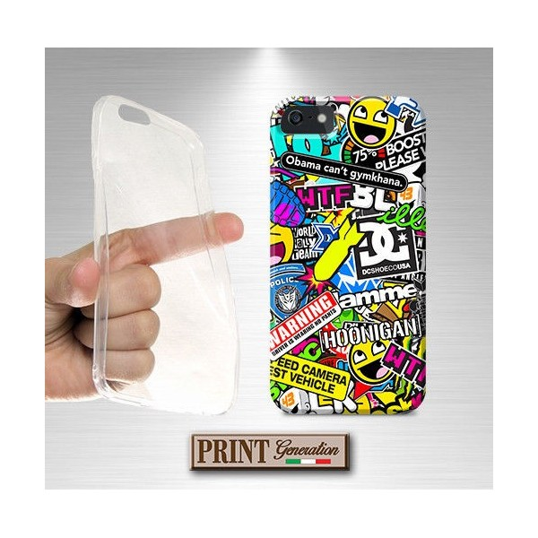 Cover Stickers Fantasia - STICKERS 2 - Huawei