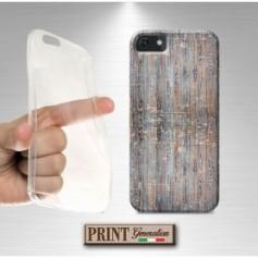 Cover stampata Effetto LEGNO 3 Huawei
