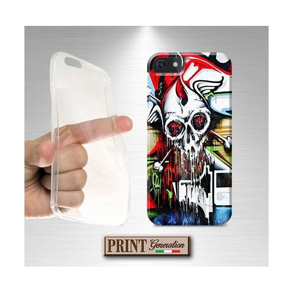 Cover - GRAFFITI SKULL - Huawei