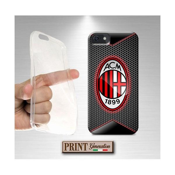 Cover - Calcio MILAN FIBRA CARBONIO 1 - LG