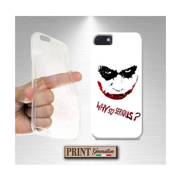 Cover - WHY SO SERIOUS JOKER SMILE - Wiko