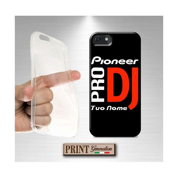 Cover - Personalizzata DJ + NOME - Wiko