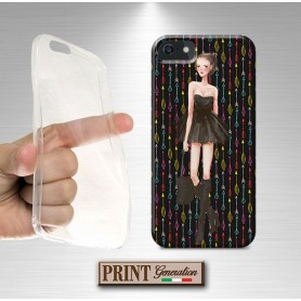 Cover - MODA BLACK - Wiko