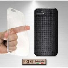 Cover - Effetto FIBRA CARBONIO 2 - iPhone