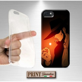 Cover - Cartoni Lupin JIGEN - iPhone