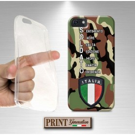 Cover - Mimetica MILITARE SOLDATO - iPhone