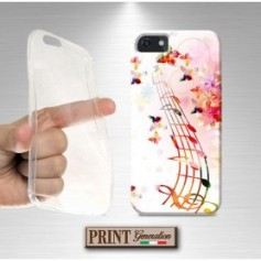 Cover - Musica NOTE MUSICALI FARFALLE - iPhone