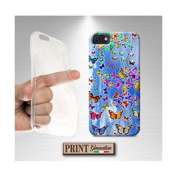 Cover - FARFALLE CIELO AZZURRO - iPhone