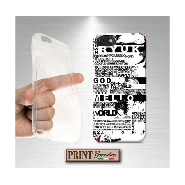 Cover - DEATH NOTE MIX - iPhone