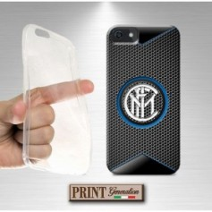 Cover - Calcio INTER FIBRA CARBONIO 1 - iPhone