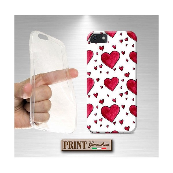Cover - STICKER CUORI - iPhone