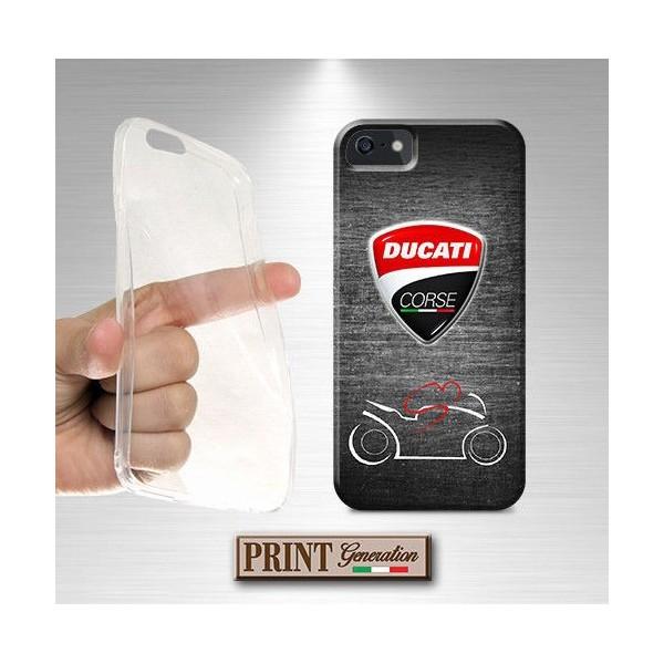 Cover - Moto DUCATI CORSE - iPhone