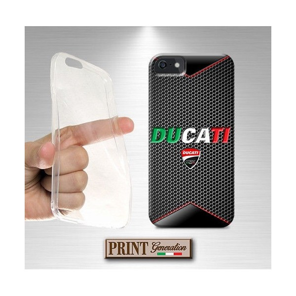 Cover - Moto DUCATI ITALIA - iPhone