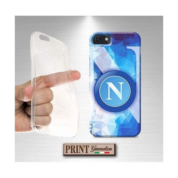 Cover - STEMMA NAPOLI AZZURRO - iPhone