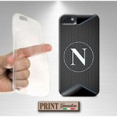 Cover - STEMMA NAPOLI FIBRA CARBONIO - iPhone