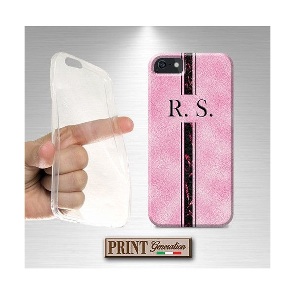 cover iphone con iniziali