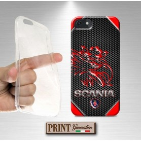 Cover - SCANIA GRIFONE ROSSO - iPhone