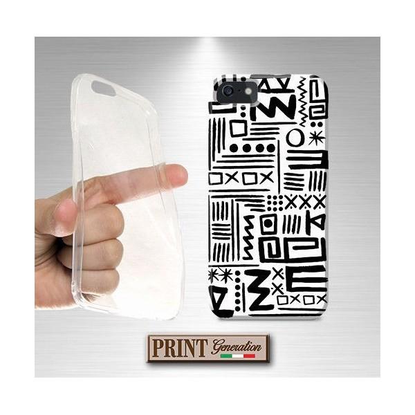 Cover - Estate GRAFFITI BIANCO E NERO - iPhone