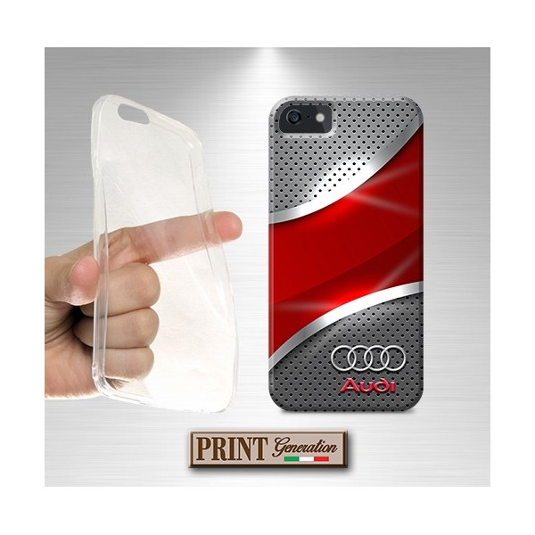 Cover - Auto AUDI S-LINE - iPhone