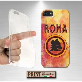 Cover - Calcio ROMA LUPA - iPhone