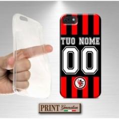 Cover Personalizzata - Calcio FOGGIA NOME E NUMERO - iPhone
