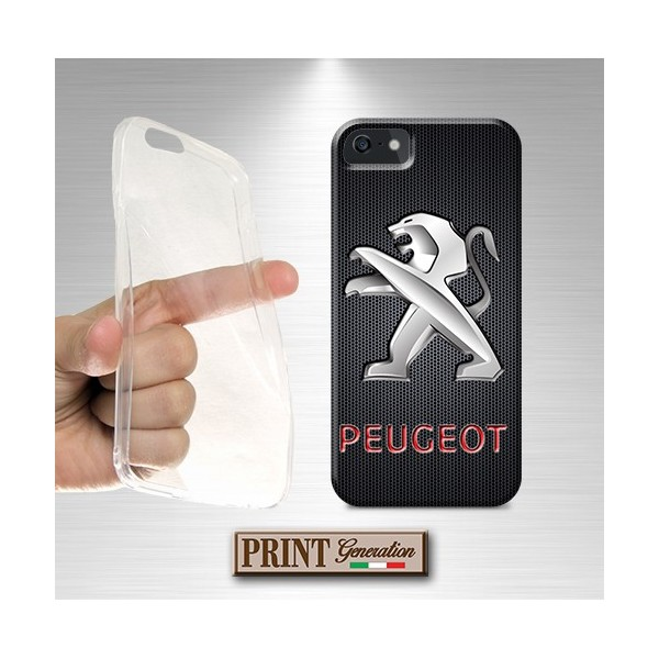 Cover - Auto PEUGEOT - iPhone