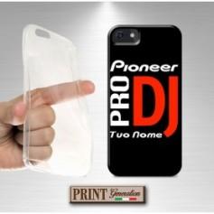 Cover - Personalizzata DJ + NOME - iPhone