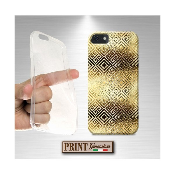 Cover - GEOMETRICA ORO - iPhone