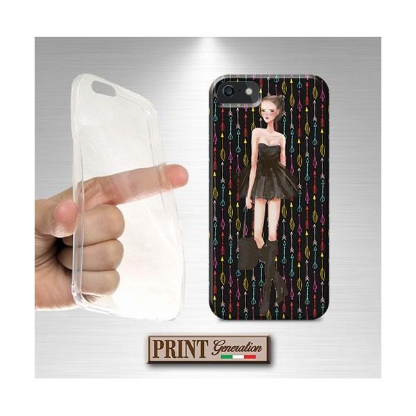 Cover - MODA BLACK - iPhone