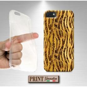 Cover - GLITTER TIGRATO - iPhone