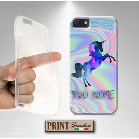 Cover - UNICORNO PERSONALIZZATO - iPhone