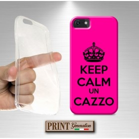 Cover - KEEP CALM UN CAZZO - iPhone