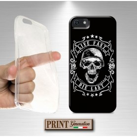Cover - TESCHIO MILITARE DARK - iPhone