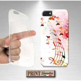 Cover - Musica NOTE MUSICALI FARFALLE - Honor